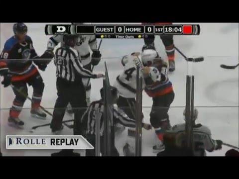 Mike Cornell vs. Kevin Gravel