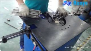 heating element bending machine