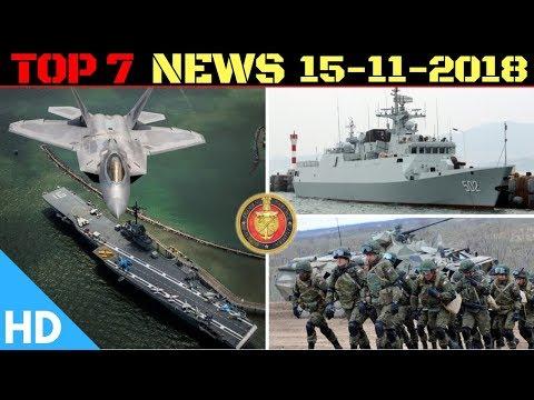 Indian Defence Updates : INS Vishal Approval,16 ASW Corvette Project,Samudra Shakti 2018,Indra 2018