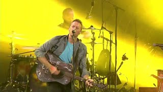 Yellow (En Vivo) - Coldplay (Video)