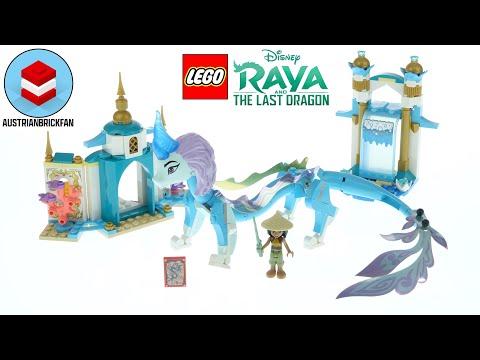 Vidéo LEGO Disney 43184 : Raya et le dragon Sisu