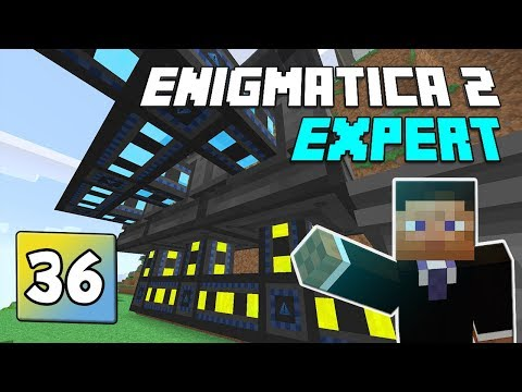 Enigmatica 2: Expert Mode - EP 39 | Ramping UU production & Arc