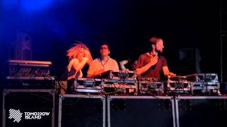 Ryan Crosson - Live @ Tomorrow Island 2014