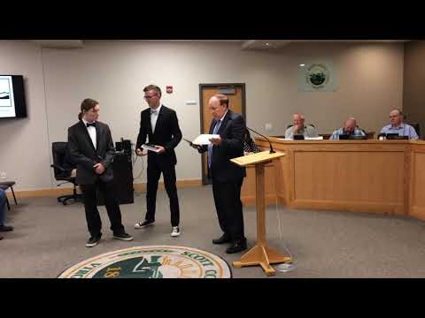 Video: Gate City students named state forensics champions
