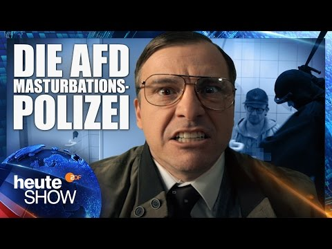 Was die AfD in ihrem Wahlprogramm so alles fordert - Originalzitate!  | heute-show vom 28.04.2017