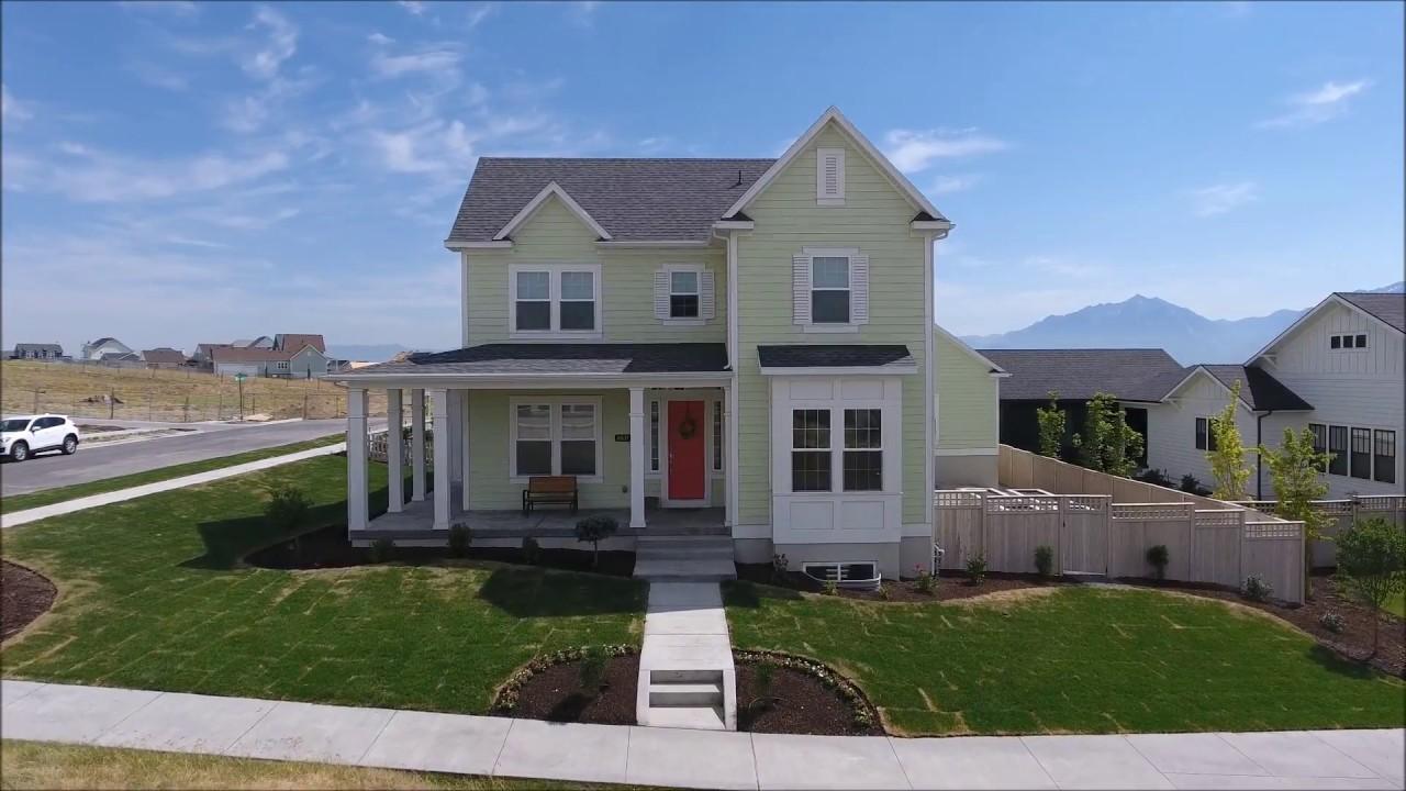 New Home in Daybreak, South Jordan, Utah