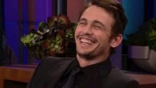 James Franco Funny Moments