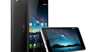 ZTE Nubia Z7 mini 5-inch 2GB RAM Qualcomm Snapdragon 4G Smartphone (test)