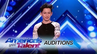 LEAK: Henry Richardson Bewilders The Judges With Clever Card Trick - America