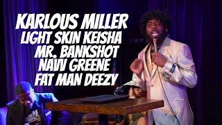 The 85 South Live Hood Improv Comedy Show w/ Karlous Miller featuring Light Skin Keisha