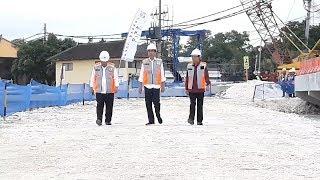 Bukan Cuma Sumber Air Baku, Jokowi Bakal Jadikan Waduk Muara Nusa Dua sebagai Tempat Wisata