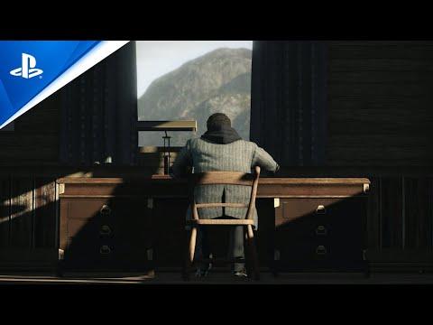 Alan Wake Remastered Announcement Trailer