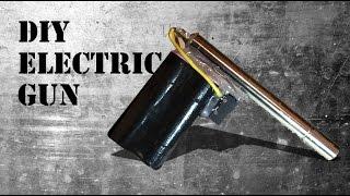 Fabriquer un pistolet électrique