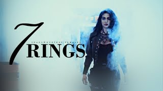 Shadowhunters Females - 7 rings