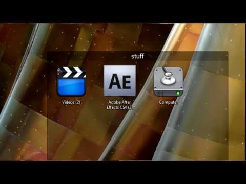 Make Your Windows Desktop Look Like An iPad