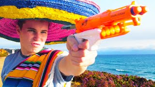 Nerf War: Burrito Battle