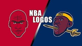 All 30 NBA Teams Best Player In Franchise History As Logo