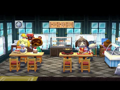 Animal Crossing Happy Home Designer Walkthrough - School Upgrade