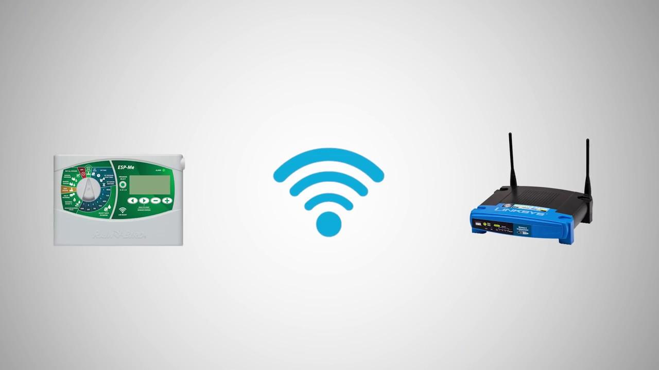 Rain Bird LNK WiFi Module: Installation Instruction