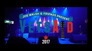 Joe Walsh VetsAid 2017