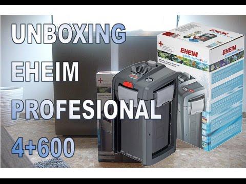 FILTRO EXTERNO EHEIM PROFESIONAL 4+600