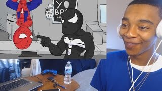 GHETTO SPIDER-MAN REACTION & THOUGHTS!