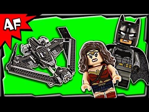 Vidéo LEGO DC Comics Super Heroes 76046 : Les Héros de la Justice : la bataille dans le ciel