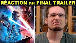 RÉACTION au FINAL TRAILER de Star Wars 9