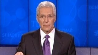 Alex Trebek, Jeopardy host, Recovers From Mild Heart Attack