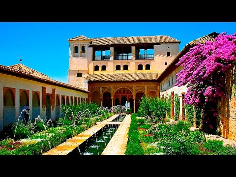 Video Andalusia Travel - Best Places to Visit in Spain HD