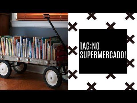 TAG -  No Supermercado