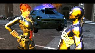 """Spiderman Web of Shadows Walkthrough Part 14 """"Go After Electro"""" Full HD 1080p PC Gameplay TheHawk"""
