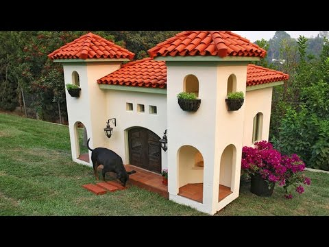 7 Casas Lujosas Para PERROS