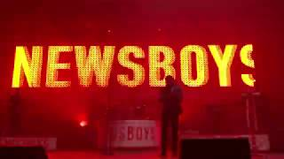 NEWSBOYS UNITED w/ Adam Agee Live in Concert 2019