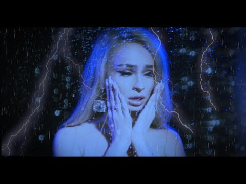 Download All I Do Is Cry - Kim Petras (Official Lyric Video) HD Mp4 3GP Video and MP3