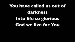 Chosen Generation   Chris Tomlin   Lyrics