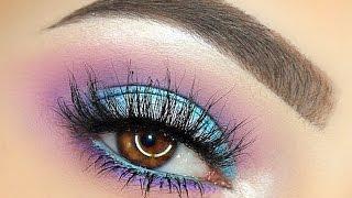 Mermaid Makeup Tutorial - Sofie Bella
