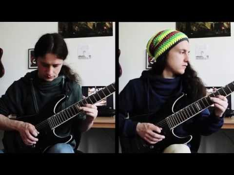 Periphery - Luck As A Constant Guitar Solo Cover