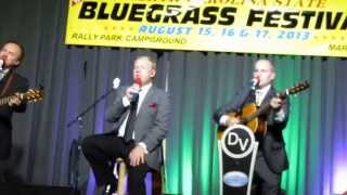 Dailey & Vincent with Jimmy Fortune - I Believe