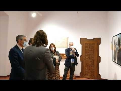 El MAD de Antequera acoge la exposición de Daniel Parra sobre la batalla de Trafalgar inspirada en el libro de Pérez Galdós