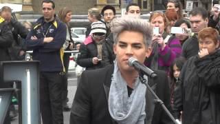Adam Lambert - Whataya Want from Me (Live in Melbourne, Australia)