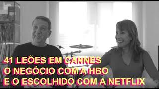 Como trabalhar com a Netflix, ganhar 41 leões e mais um monte de prêmios com João Daniel da Mixer!