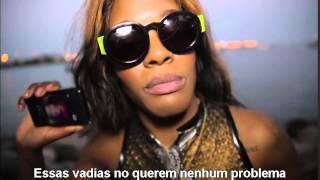 No Problems (legendado) - Azealia Banks