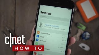 Change these iOS 11 settings right away (CNET How to)