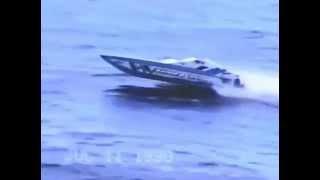 Jimmy Cazzani Jones Beach Long Island Offshore Racing Superboat
