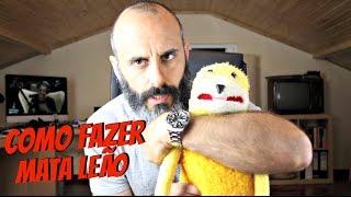 COMO FAZER MATA-LEÃO - RUI UNAS #10 vlog Portugal