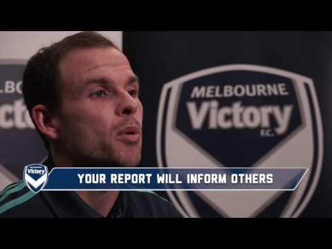 Melbourne Victory This is Victory News – Unit scenario