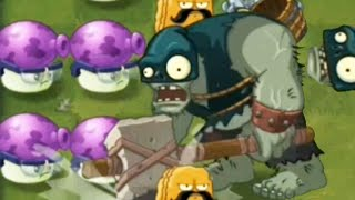 Plants vs. Zombies 2 - A Gargantuar Dark Pinata (RUN!)