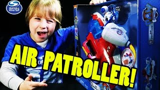 Air Patroller Toy Review: Paw Patrol's AIR PATROLLER from Spinmaster UK release | Beau's Toy Farm