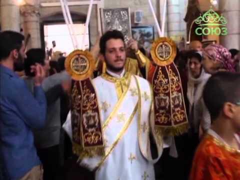 Пресвятая богородица введение во храм